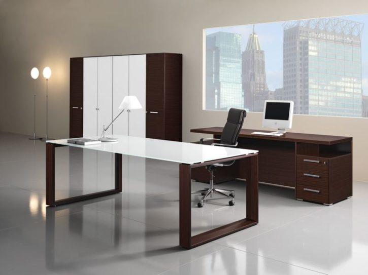 Arch – ItalianDesigner Executive Office Desk