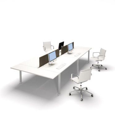 Bench Desk Cluster