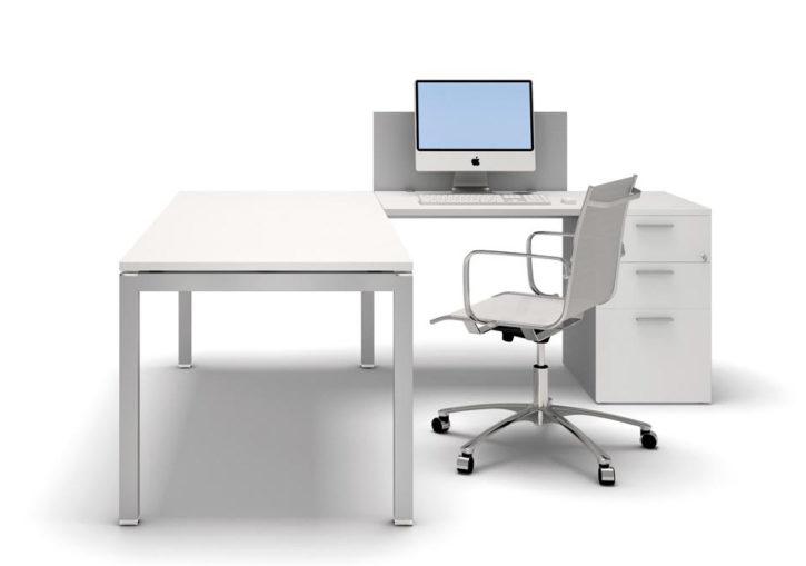 Gate Modern Italian Office Desk