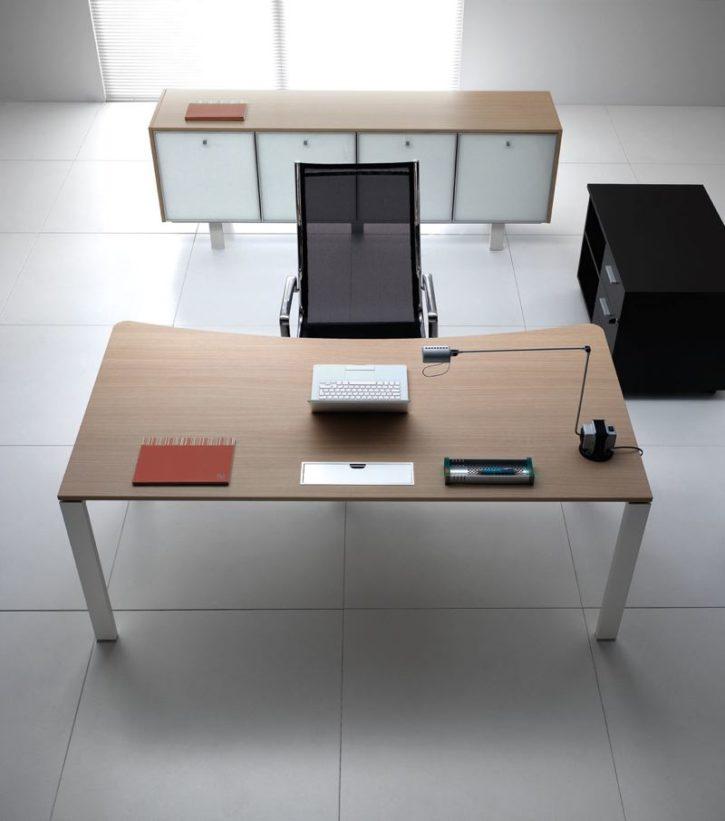 Glide Individual Operator Desk