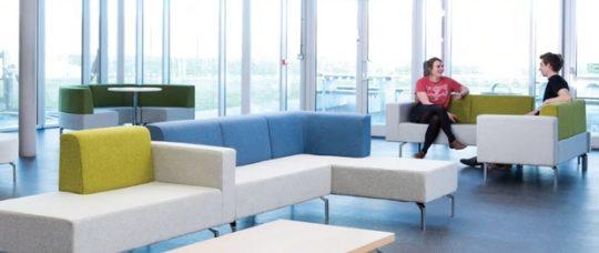 Horizon Modular Soft Seating Layout