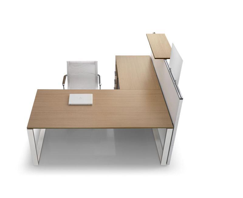 Loop - Individual Italian Office Desk - TAG Office