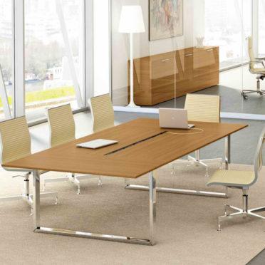 Classic Boardroom Table