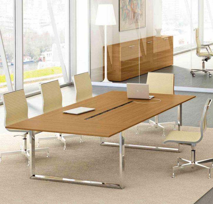 Loop Classic Boardroom Table