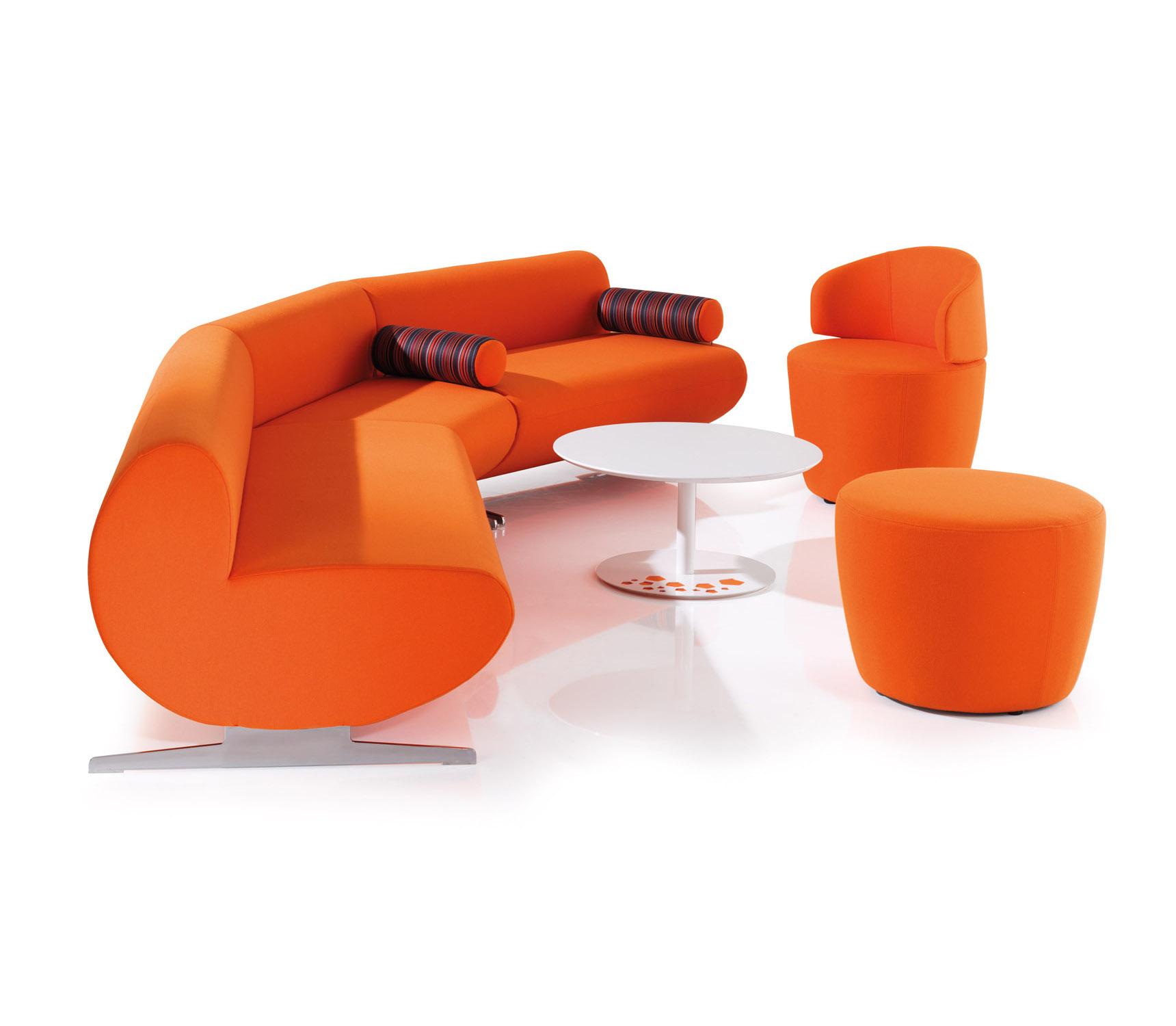 Marshmallow Modular Breakout Seating