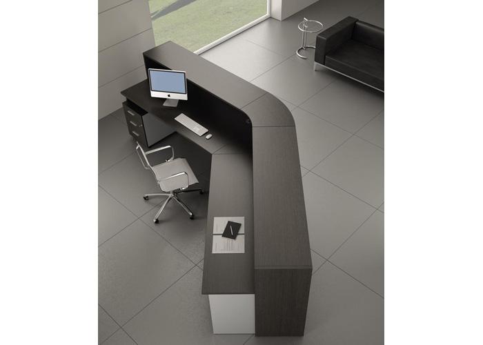 Pasha Wenge Reception Desk