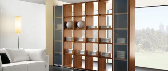 Executive Storage Wall