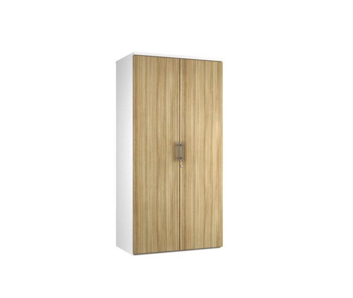 Aura Light Olive 2 Door Cupboard