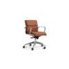 Brown Meeting Chair