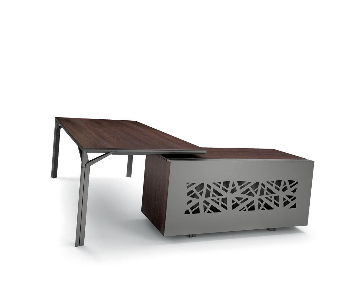xenia stylish italian executive desk tag office