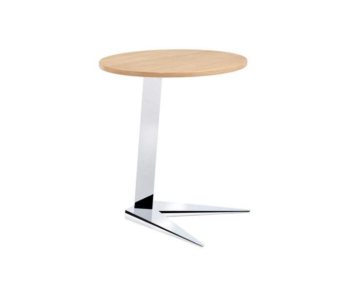 Fargo Round Laptop Table