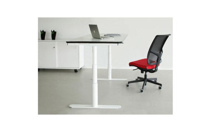 Flight Electronic Height Adjustable Desk