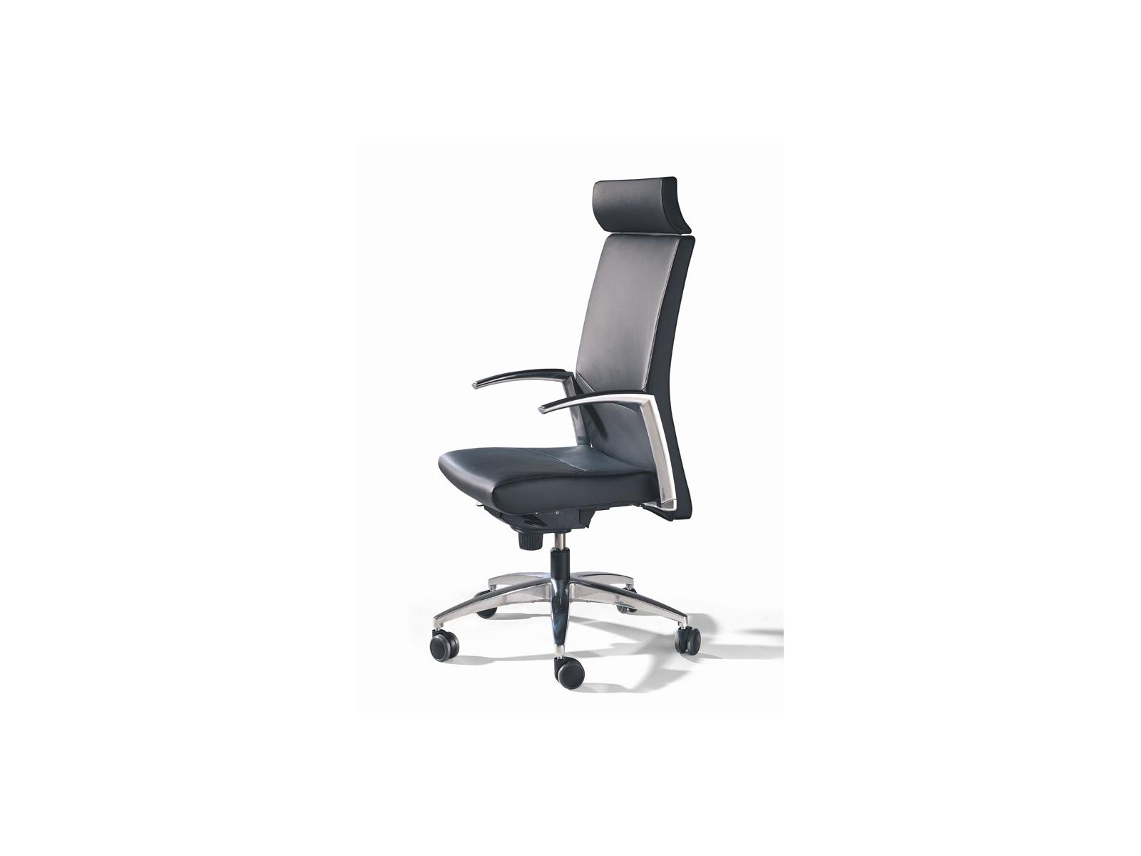 Kado High Back Leather Chair