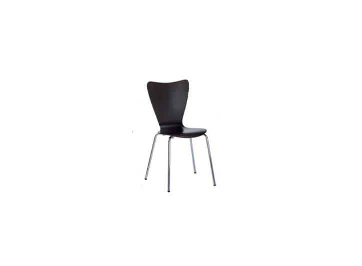 Keeler Classic Bistro Chair Black