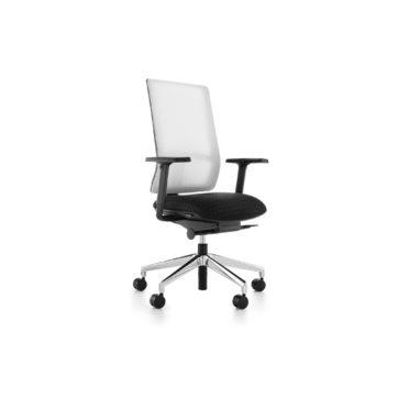 White Mesh Office Chair