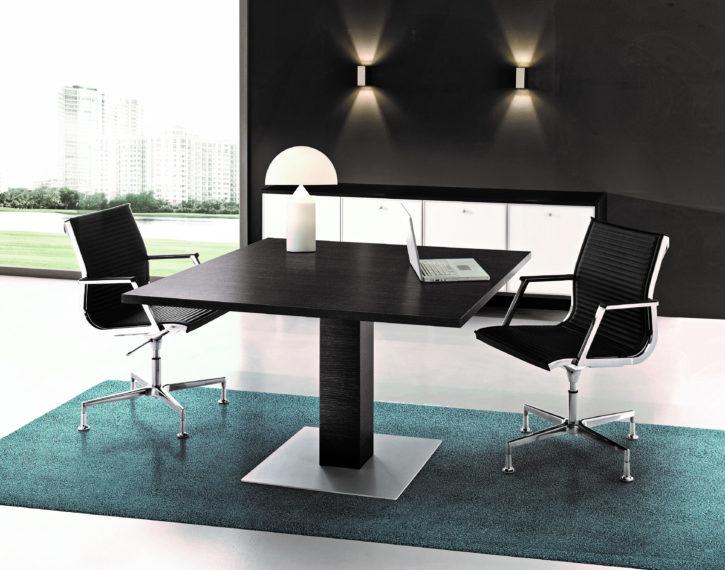 Saint Evo Square Meeting Table