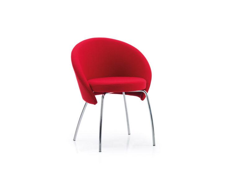 Serena 4 Leg Breakout Chair