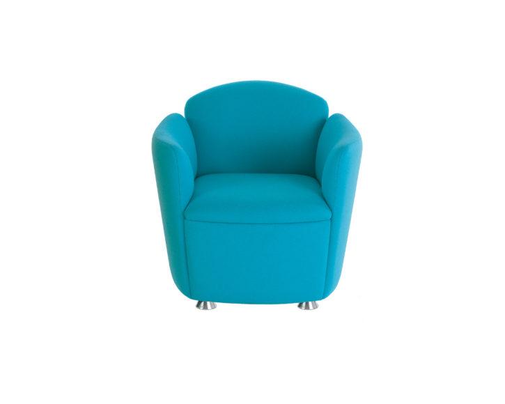 Shico Blue Armchair
