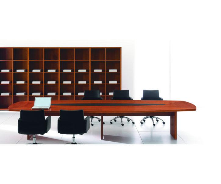 Stratus Classic Italian Boardroom Table