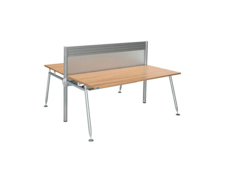 Tenley Rectangular Bench Desk
