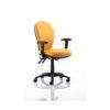 Yellow Task Chair