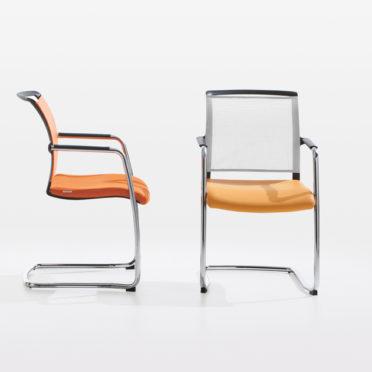 Mesh Back Chair Range