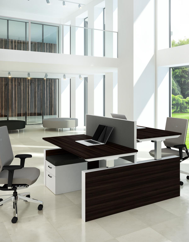 Format - Height Adjustable Desk - TAG Office