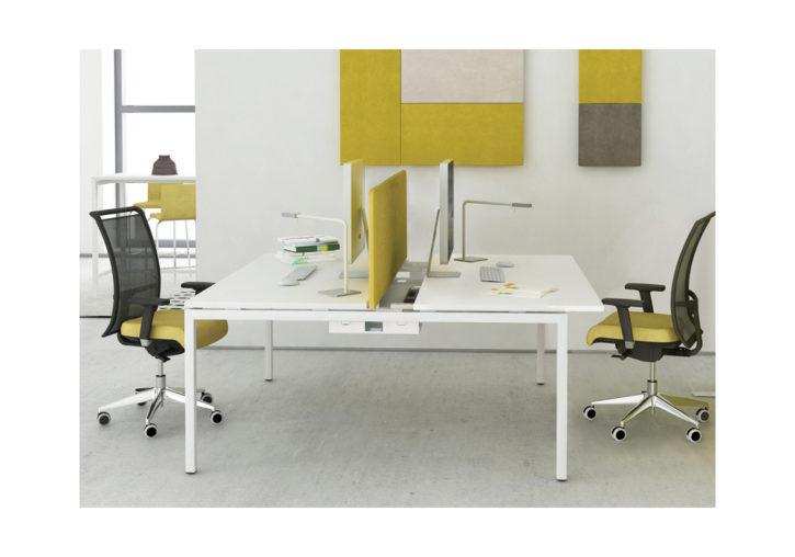 Nova Slide Bench Desk