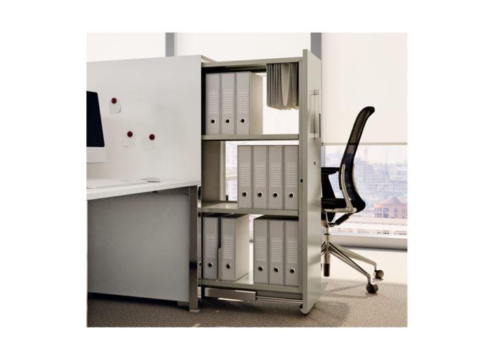 Primeli Large Vertical File Cupboard