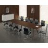 Stylish Italian Boardroom Table