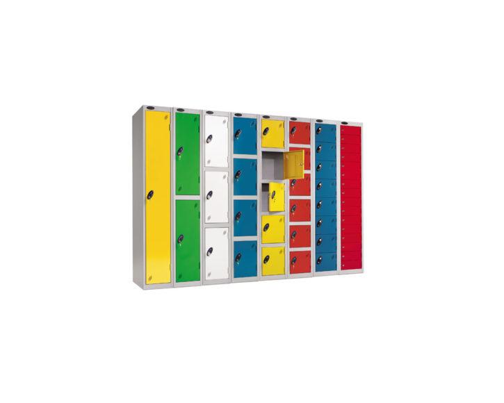 Progue Available Lockers
