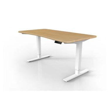 Eazy Sit-stand Wave Desk