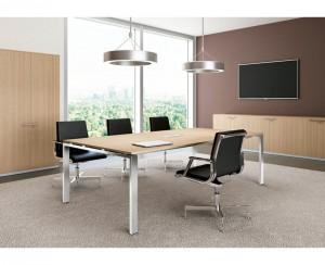 Glide Small Boardroom Table TAG Office - Small boardroom table