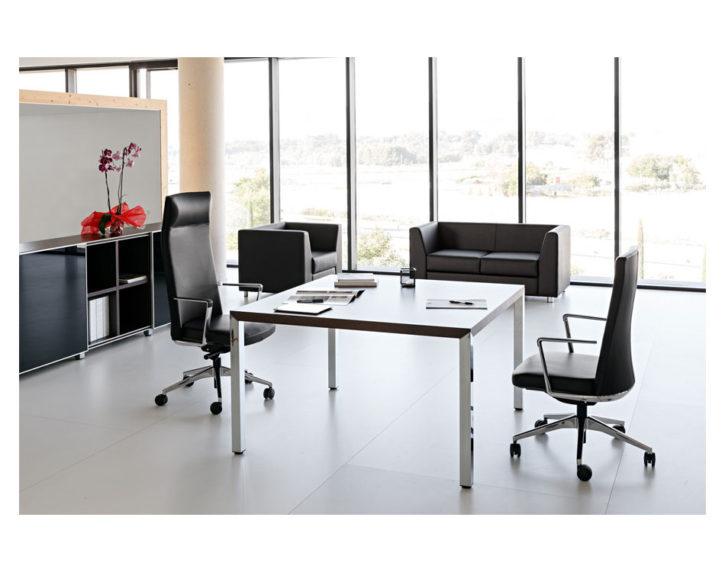 Prisma Square Meeting Table
