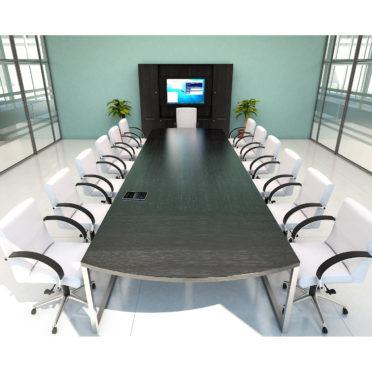 smart boardroom table