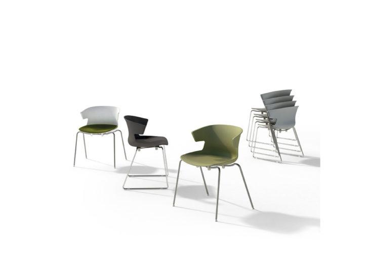 Cova Waiting Chair Range