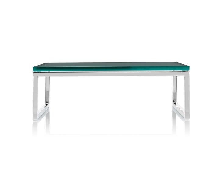 Laila Glass Coffee Table