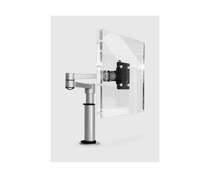 Staple Silver Monitor Arm