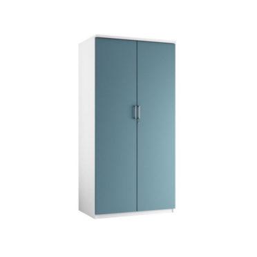 Tall Blue Cupboard