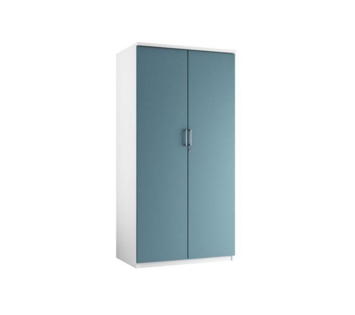 motley-tall-blue-cupboard