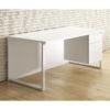 Desk with Open Pedestal