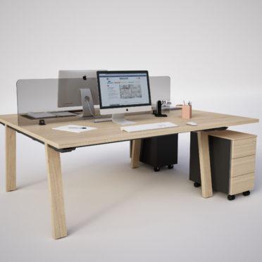 Italian Bench Desk