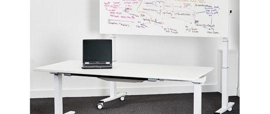 Sit Stand Flip Deskboard