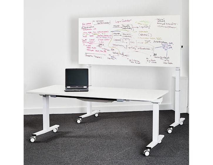 Deskboard Sit-Stand-Flip