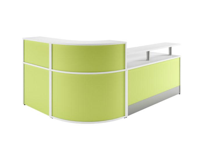 Duplow Green Reception Desk