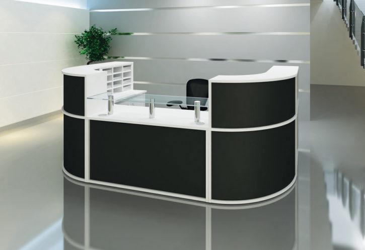 Ergoflow Modular Receptiopn Desk Thumbnail