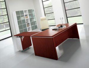 Executive Desk with Pedestal