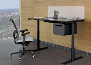Height-Adjustable-Desk-with-Storage