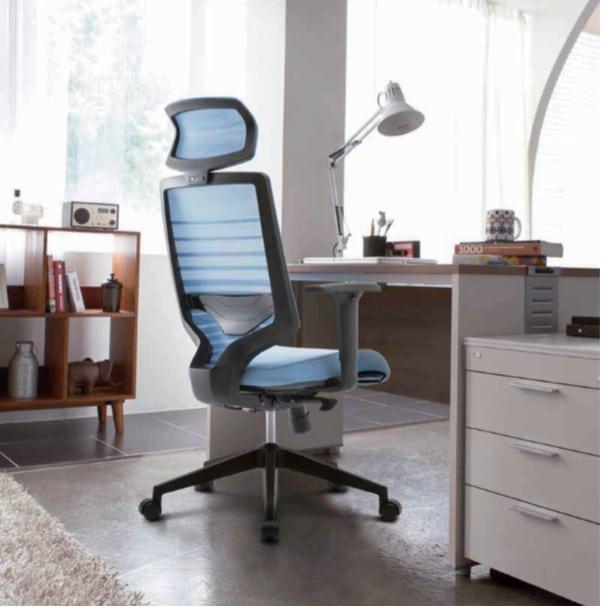 Sidz T30 Gradation Mesh Chair