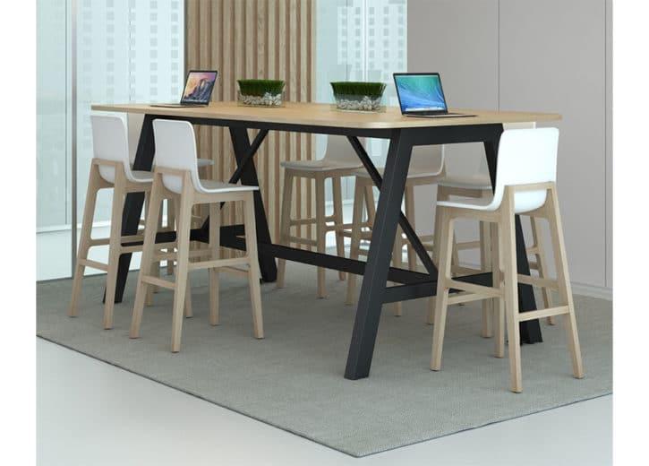 Alto Modern High Bench Table